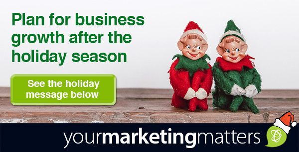 Plan for business growth after the holiday season