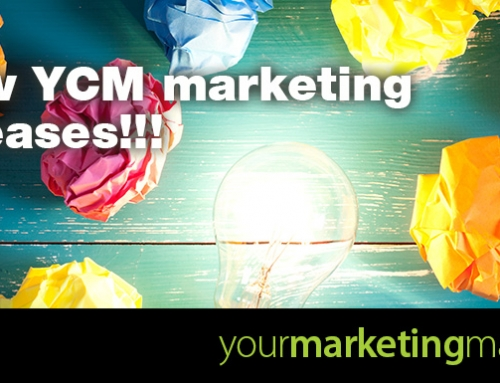 New YCM marketing releases!